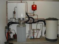 pompe a chaleur par geothermie par captage horizontal. Black Bedroom Furniture Sets. Home Design Ideas